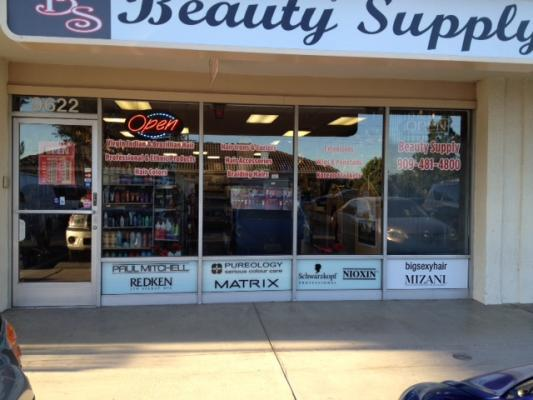 Rancho Cucamonga Beauty Supply Store With Salon Stations For Sale