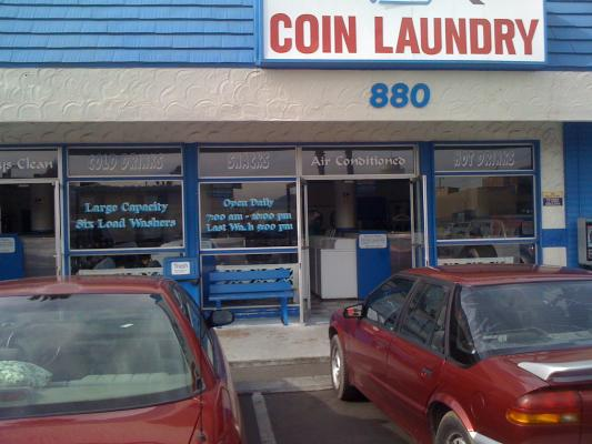 San Diego Area Coin Laundry For Sale