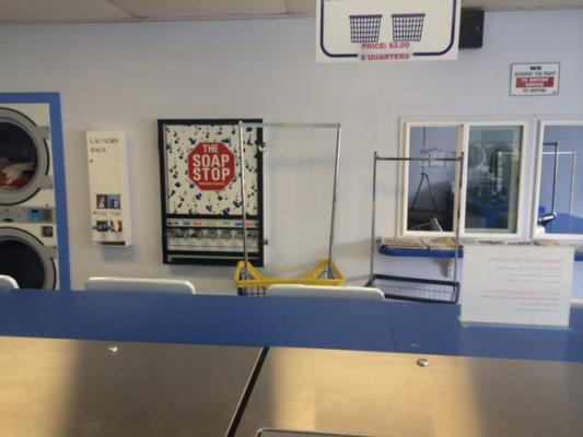 Laundry With Fluff And Folddry Clean Agency Business For Sale