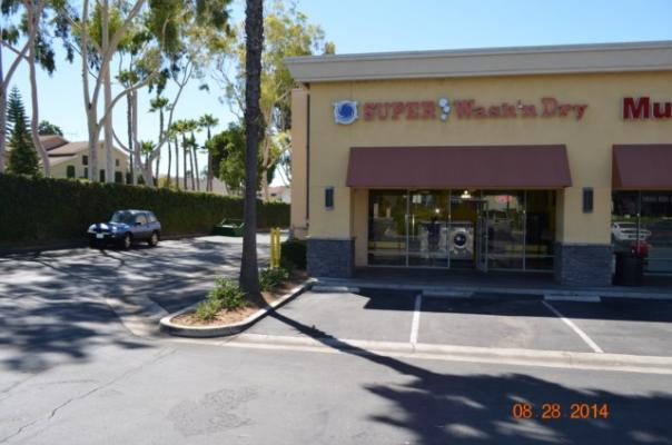 La Habra Super Wash And Dry Coin Laundry For Sale