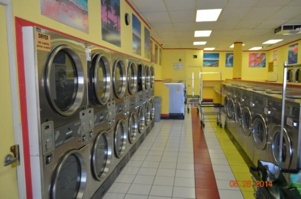 Super Wash And Dry Coin Laundry Business For Sale