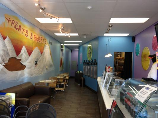 Fixturized Yogurt Shop Business For Sale