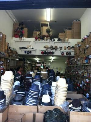 Downtown LA - Relocatable Imported And Wholesale Hats Company For Sale