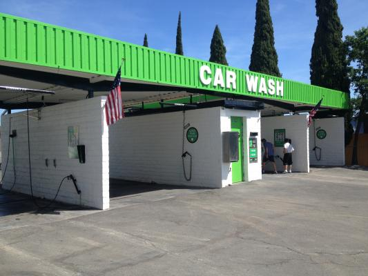North Sacramento Fully Remodeled Car Wash, Real Estate - Turn Key For Sale
