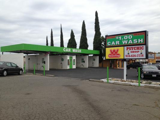 Fully Remodeled Car Wash, Real Estate - Turn Key Business For Sale