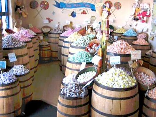 Monterey Peninsula Well Established Candy Store For Sale