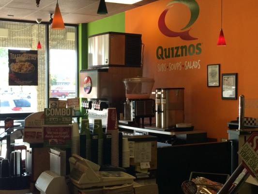 Quiznos Sandwich Fast Food Franchise Business For Sale