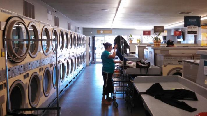 Profitable, Attractive Coin Laundry Business For Sale