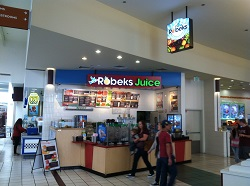 Los Angeles County Franchise Juice Shop - Cerritos Mall Food Court For Sale