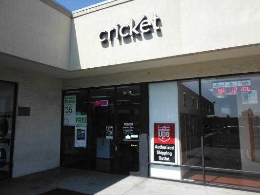 San Diego Cricket Cellular Retail Store For Sale