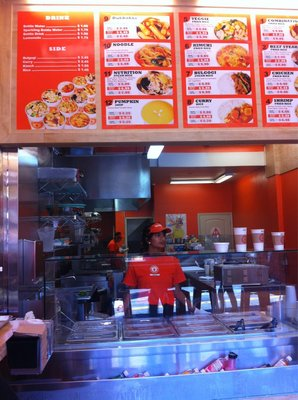 UC Berkeley Area Korean Fast Food To Go Restaurant For Sale