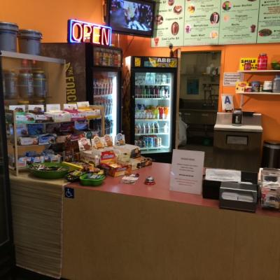 San Diego Snack And Smoothie Cafe For Sale