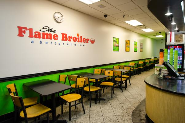 South Orange County Area Flame Broiler Franchise - Teriyaki Fast Food For Sale