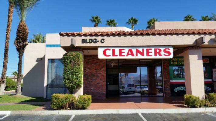 Palm Springs Area Dry Cleaners For Sale