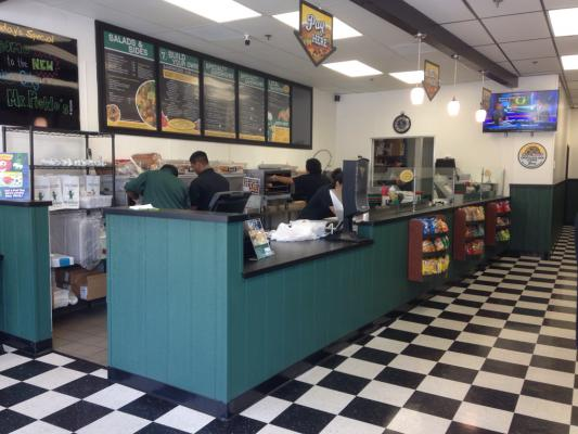 Well Known Franchise Sandwich Shop Business For Sale