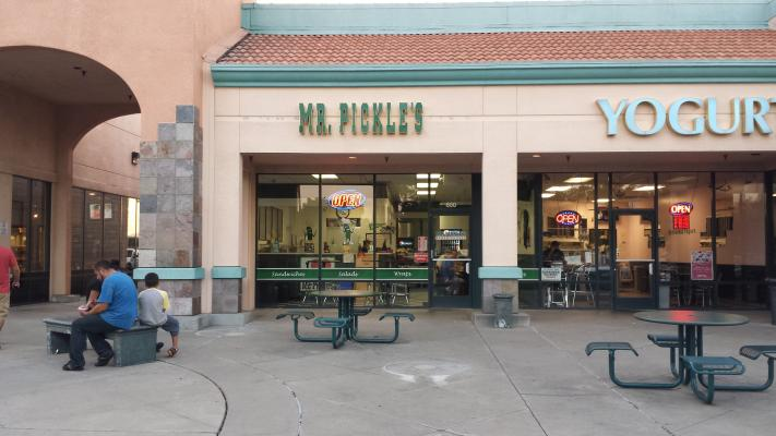 Yuba City Mr Pickles Sandwich Franchise For Sale