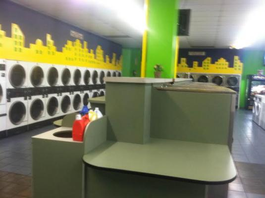 East Los Angeles Laundromat - Absentee Run For Sale