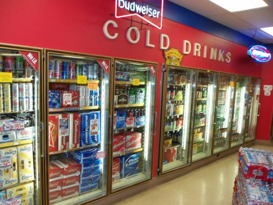 Market Liquor Deli And Gas Station Business For Sale
