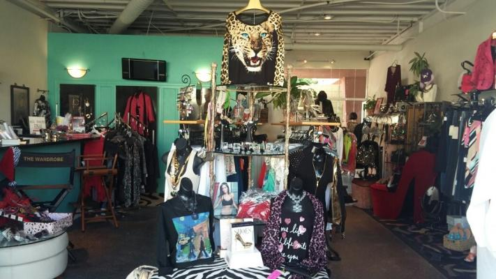 Clothing Store, Fashion Trunk Shows Business For Sale