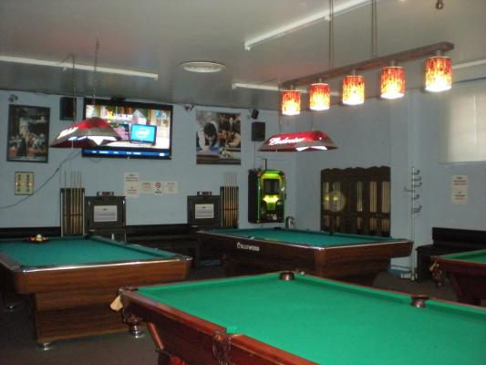 SF Bay Area Well Known Billiards Place For Sale