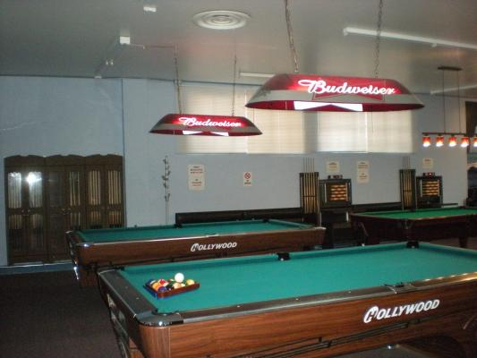 Well Known Billiards Place Business For Sale