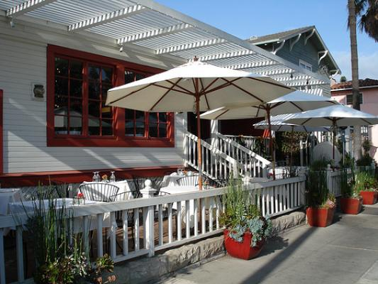 Santa Barbara Full Service Restaurant Complete Catering Kitchen For Sale