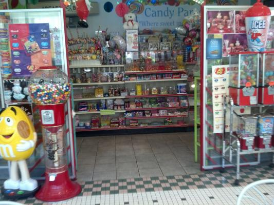 Retail Candy Shop Business For Sale