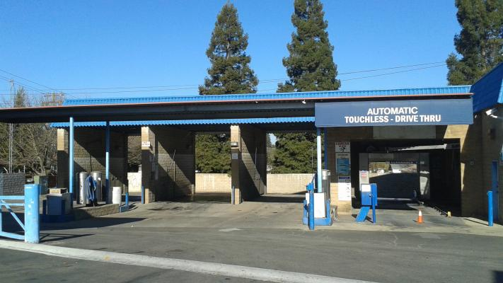 Smog Station And Car Wash With Detail Service Business For Sale