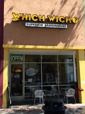 Burbank - Downtown District Fast Food Franchise - Which Wich - Absentee Run For Sale
