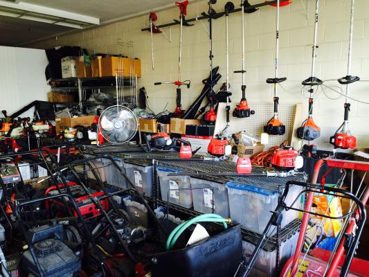 Lawnmower Sales And Repair Service Business For Sale