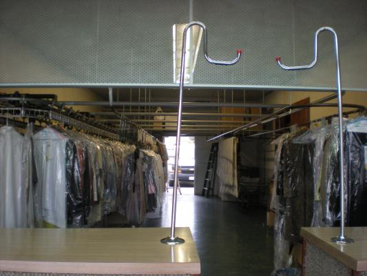 Dry Cleaner Plant Business For Sale