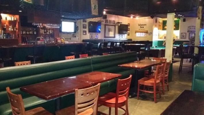Irish Pub with Full Cocktails Pool Tables Games Business For Sale