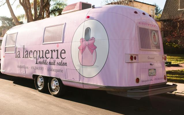 SF Bay Area - Relocatable Growing Mobile Nail Salon For Sale