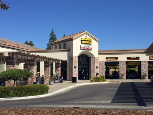 Beautiful Full Service Carwash And Meineke Auto Business For Sale