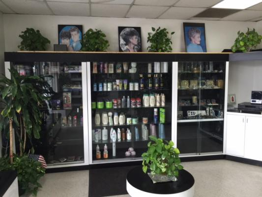 Santa Ana Beauty Salon For Sale