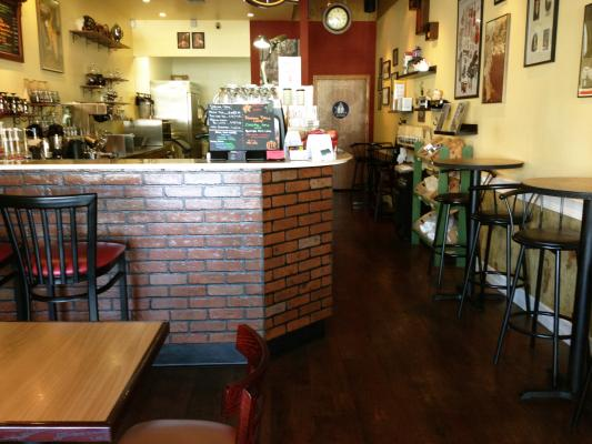 San Jose, Santa Clara County Coffee And Sandwich Shop For Sale