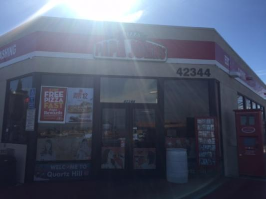 Gas Station With Car Wash And Pizza Shop Business For Sale