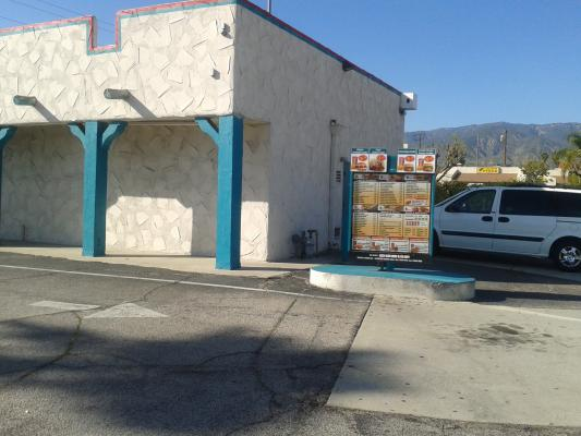 Inland Impire Taqueria With Drive Thru  For Sale