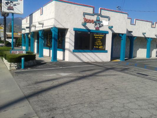 Taqueria With Drive Thru  Business For Sale
