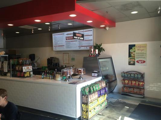 East San Diego County Sandwich Shop  For Sale