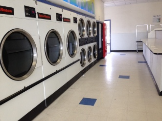 Wash And Dry Card Operated Laundry Business For Sale