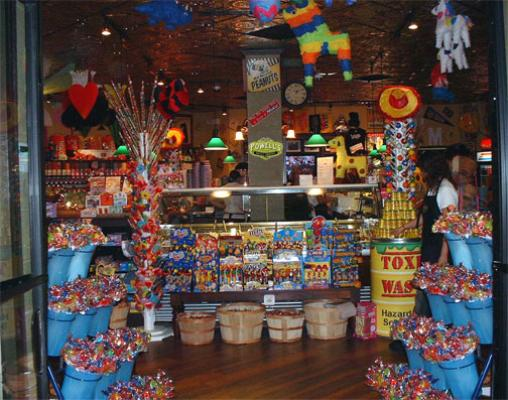San Francisco Bay Area Candy Store Franchise For Sale