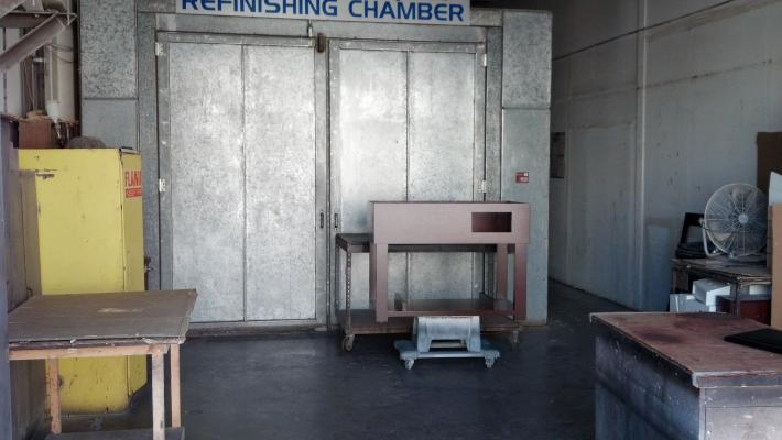 Costa Mesa  Automotive Spray Booth For Sale