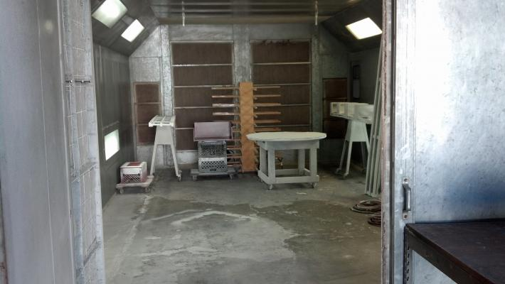 Automotive Spray Booth Business For Sale