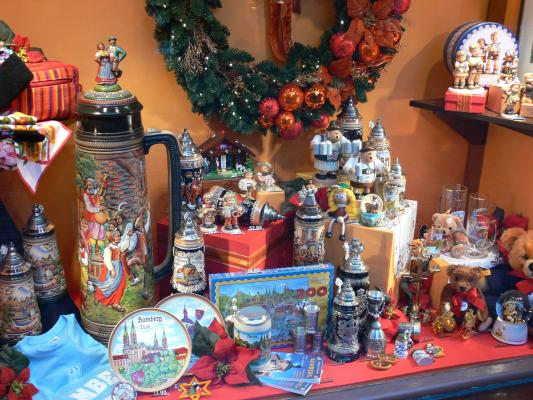Solvang, Santa Barbara County Souvenir And Gift Shop For Sale