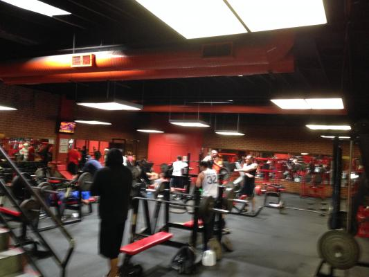 Los Angeles County Gym Fitness Center - Very Well Known Franchise For Sale