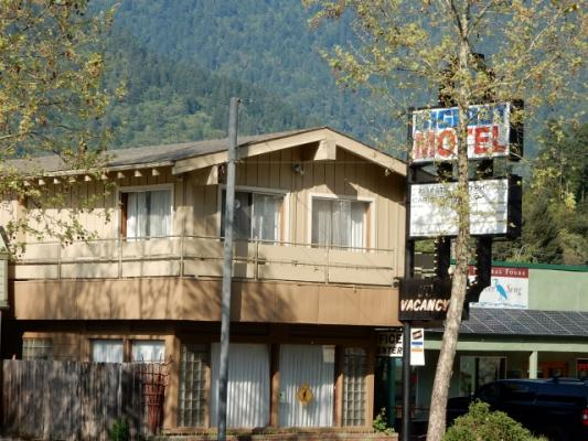 Humboldt County, Northern CA Motel For Sale