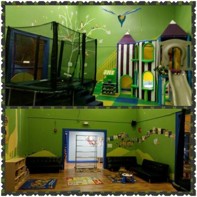 North Orange County Childrens Indoor Playground For Sale