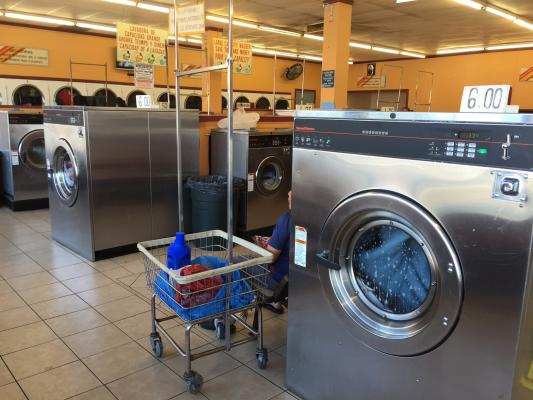 Inglewood Remodeled Coin Laundry For Sale