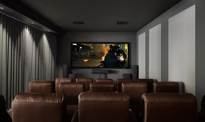 WLA, LA County Home Theater And Automation Installation Company For Sale
